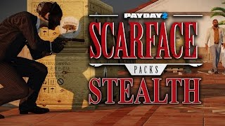 PAYDAY 2: SCARFACE MANSION СОЛО СТЕЛС ONE DOWN!