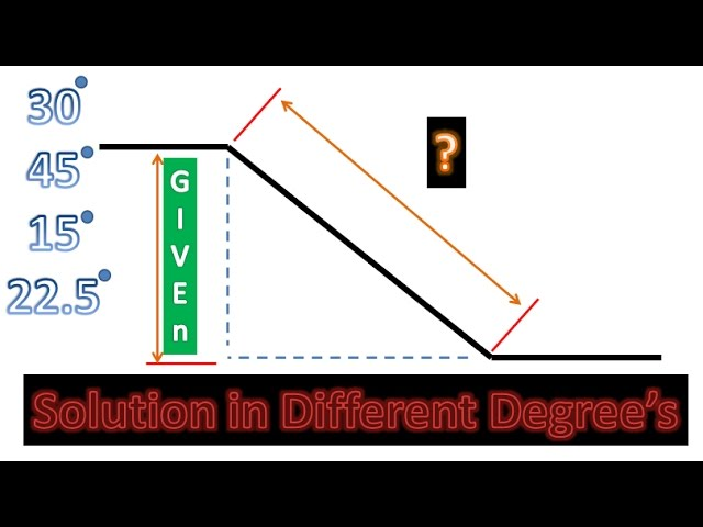 How To Find Travel Degree Secant Cosecant Solution - PipingWeldingNonDestructiveExamination-NDT thumbnail