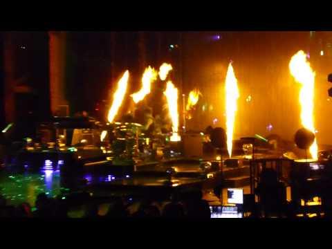Bruno Mars - Milwaukee - Summerfest 2014 - Gorilla