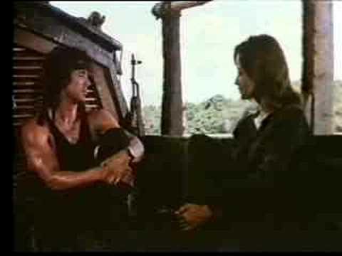 Riccardo Pangallo Lo Spezzone-Rambo II