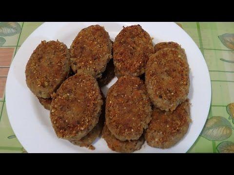 Котлеты из гречки с грибами - вкусный рецепт в Пост