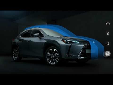 Lexus UX in AR thumb