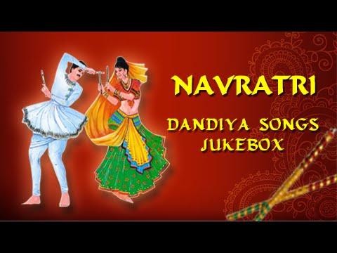 Garba No Rang Sajan Ne Sang - Gujarati Dandiya Songs - Jukebox - Navratri Special video