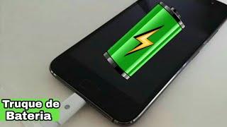 Como carregar a bateria do celular mais rápido (sem aplicativo)
