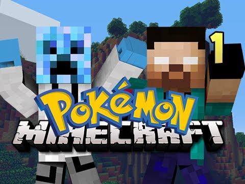 Minecraft Pokemon - Ep. 1 A NEW BEGINNING!