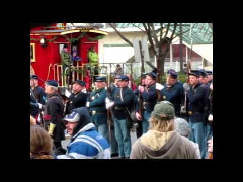 Gettysburg 150th Anniversary - Entire Remembrance Day Parade, Nov. 23rd, 2013