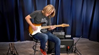 "Andy Timmons - MESA/Boogie「Mark Five: 25」を使用した""Lucy in the Sky with Diamonds""のデモ演奏映像を公開 thm Music info Clip"
