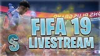 LIVE FIFA 19 DRAFTS & DIVISION RIVALS OP ZOEK NAAR FUTURE STAR! Sebas de Jong AlleenMaarGezelligheid