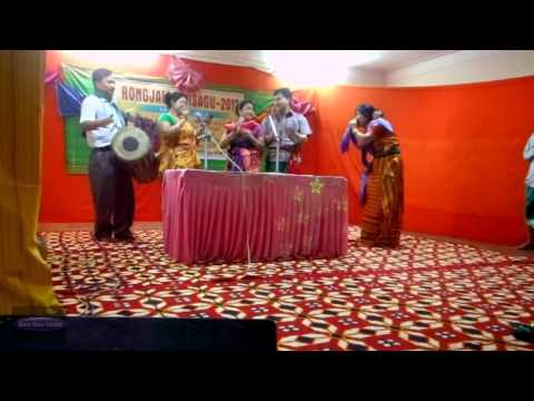 Rongjali Bwisagu 2012.(5).by Delhi Bodo Association video