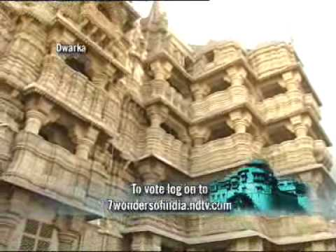 7 Wonders of India: Dwarkadhish Temple
