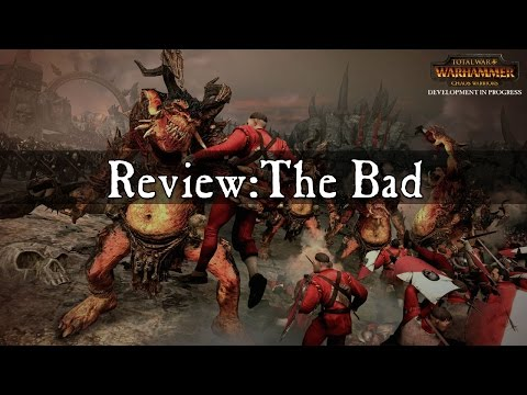 Total War Singleplayer Review - The Bad