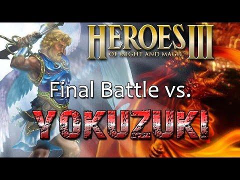 [ENG] Final Battle: MeKick (Tower) v yokuzuki (Conflux)