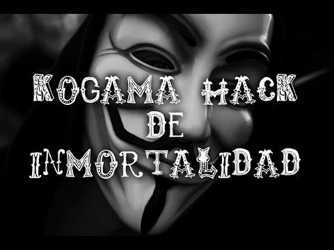 KoGaMa Hack De Inmortalidad