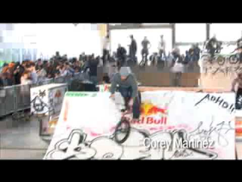 BMX Street competition - Red Bull Down & Dirty Video