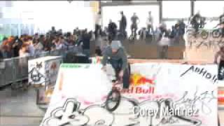 BMX Street competition - Red Bull Down & Dirty