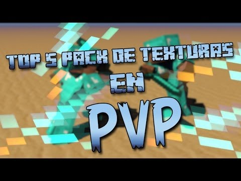 TOP 5 TEXTURE PACKS PARA PVP EN MINECRAFT 1.7.2/1.7.4/1.7.10