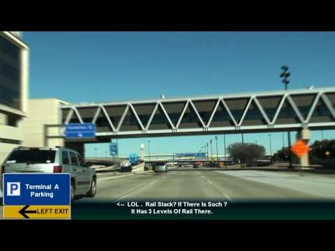 DFW International Airport Tour