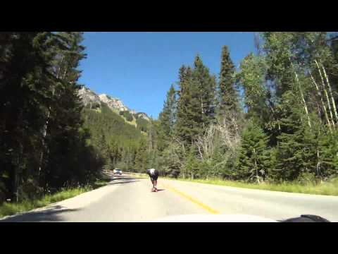 Riding Norquay