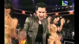 X Factor India - Aditya's sparkling performance on Character Dheela - X Factor India - Episode 13 - 25 June 2011