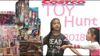 TOY HUNT at Costco 2018 - Christmas Gift Ideas for Kids
