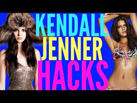Kendall Jenner BEAUTY Hacks EVERY GIRL Should KNOW !!