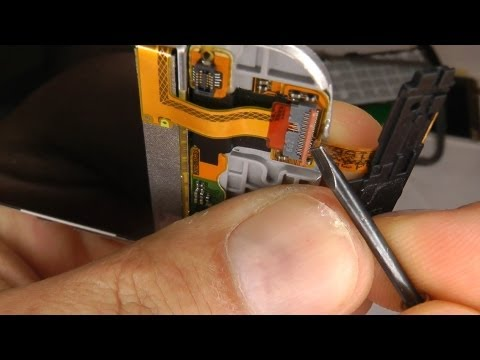Nokia C6-00 ♥ Screen Repair / Replace / Change a Broken LCD or Digitizer