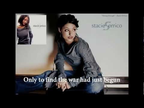 Stacie Orrico - Strong Enough
