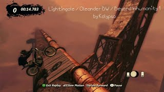 Trials Evolution - Lightingale / Oleander BW / Beyond Inhumanity 1 [Kalypso]