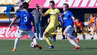Resumen Villarreal C 1 - 0 UD Alzira