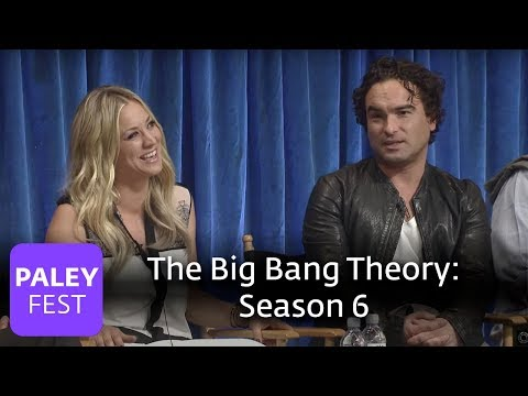 The Big Bang Theory- Steven Molaro on Season 6 and Simon Helberg on Going to Space