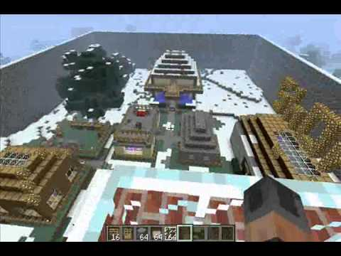 The best hotel ever in minecraft youtube for The best hotel ever