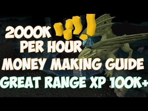 Runescape 3 EoC- Money Making guide 2m+ per hour! LinedFury 2014