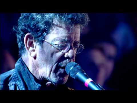 Lou Reed and Metallica - White Light, White Heat