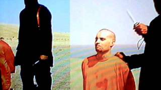ISIS BEHEADING 2ND NEW PICTURES UPDATE SAME KILLER! WOW! 9/2/14