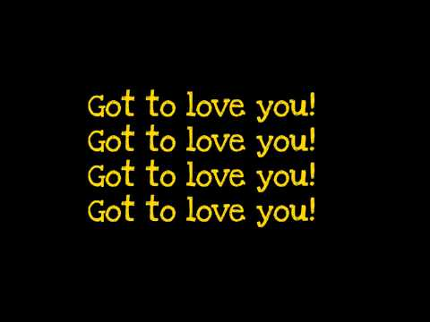 Sean Paul Ft.alexis Jordan-got To Love You (lyrics) video