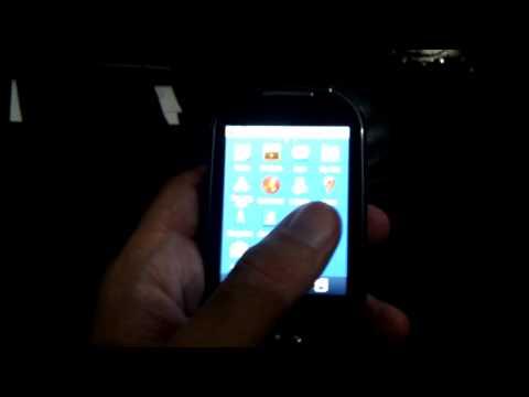 ¿Cómo enviar canciones mp3 vía Bluetooth en el Samsung Galaxy GT i5500 (Galaxy Europa)?