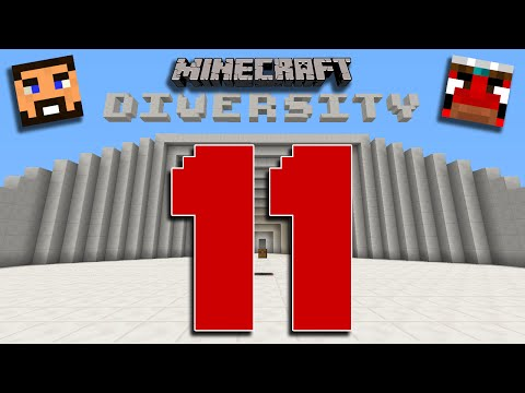Minecraft Diversity With Pause - Ep11 - Options Everywhere video