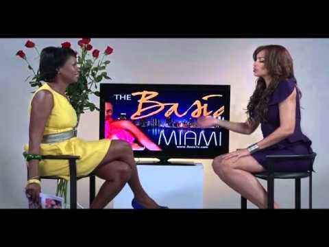 The Basia Show Miami: Patricia de Leon