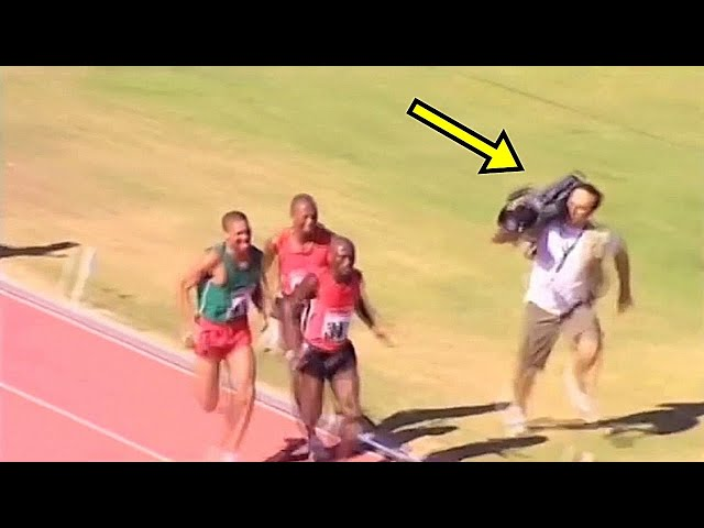 Play this video Weirdest Moments in Sports