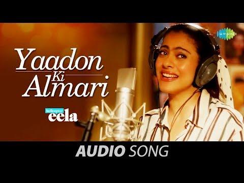 Yaadon Ki Almari | Audio | Helicopter Eela | Kajol | Riddhi Sen | Tota Roy Chowdhury | Palomi Ghosh