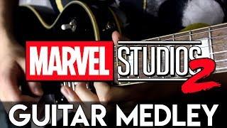 Marvel Cinematic Universe Guitar Medley 2