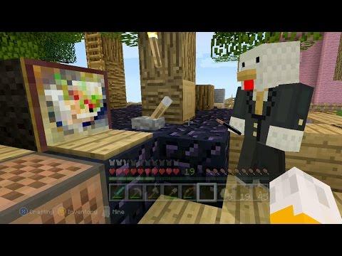 Minecraft Xbox Sky Den Personality Block 27