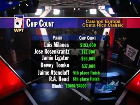 World Poker Tour 1x04 Costa Rica Classic