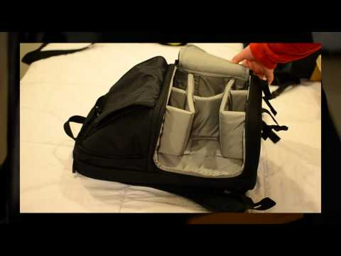 UNBOXING – Lowepro Fastpack 350 and BlackRapid RS-Sport