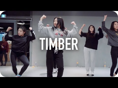 Timber - Pitbull ft. Ke$ha / Beginner's Class
