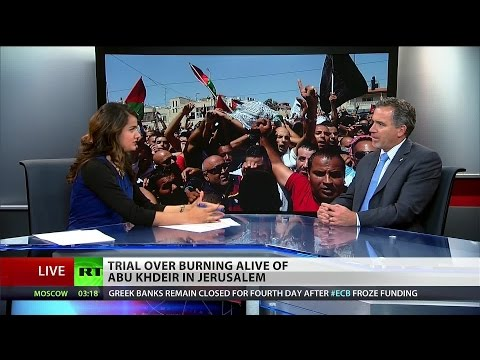 Israeli authorities should be taken to int'l court for war crimes – activist