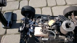 Samochodzik Rc samochód spalinowy
