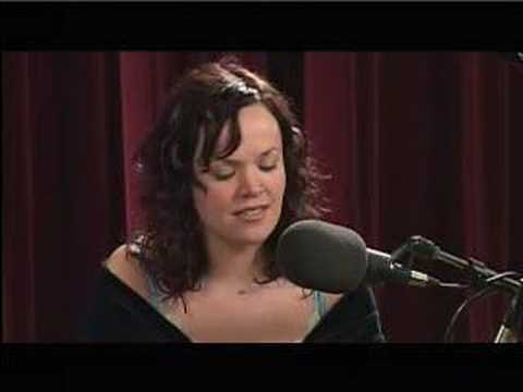 "Canadian singer-songwriter Allison Crowe performs, live-in-the-studio, The Beatles beautiful In My Life. ""There are places I'll remember/ All my life though ..."