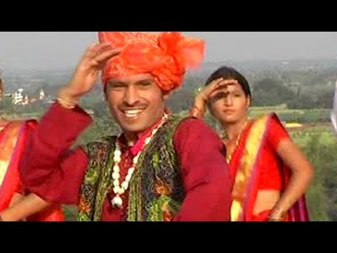 Kallu Diste | Marathi Lokgeet Songs | Ajay Kshirsagar | Marathi Kalubai Songs 2014 video