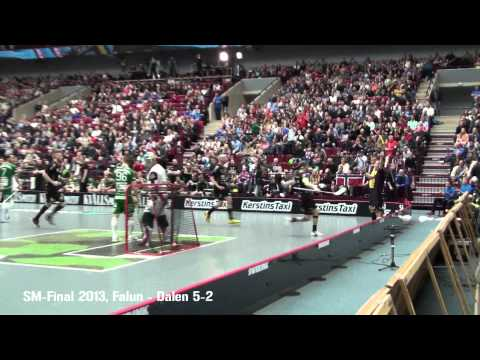 SM-Final i Innebandy 2013, Falun-Dalen 5-2